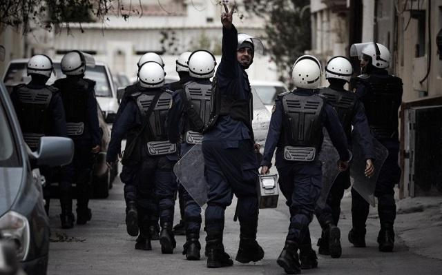 الأمن البحريني يتصدى لهجوم استهدف مركزا للشرطة