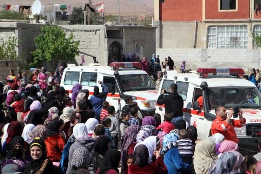 هيومان رايتس: لبنان يمنع الفلسطينيين في سورية من دخول أراضيه