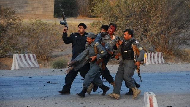 مقتل 3 من عناصر الشرطة غربي أفغانستان