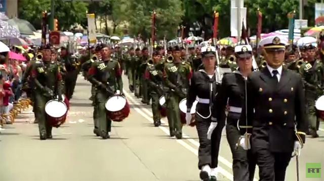 بالفيديو.. احتفالات عيد الخامس من مايو/أيار تجري في لوس أنجلس ومكسيكو