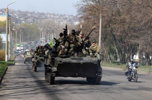 تورتشينوف يعين قائداً جديداً للقوات البرية الأوكرانية