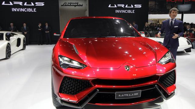 سيارة كروس تسمى Urus تفتح حقبة محركات تيربو لماركة لامبورجيني