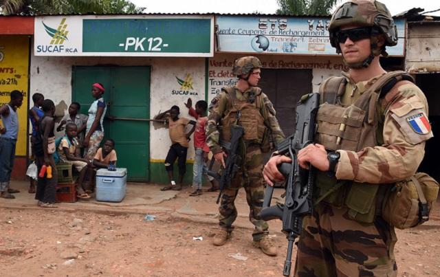 مقتل عدد من المتمردين في إفريقيا الوسطى في مواجهات مع القوات الفرنسية
