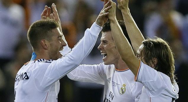 ريال مدريد يفتقد رصاصته الطائرة غاريث بيل قبل مواجهة بلد الوليد