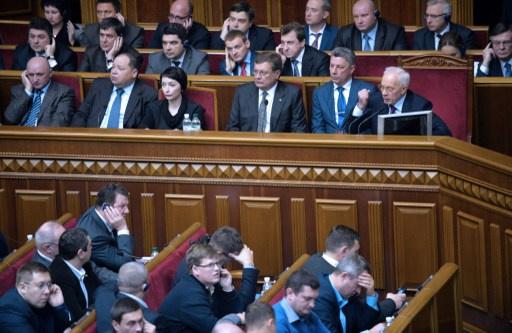 سلطات كييف تخطط لاجراء