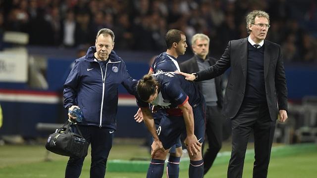 السلطان إبراهيموفيتش يعود للملاعب لمشاركة باريس سان جيرمان فرحة التتويج بالدوري الفرنسي