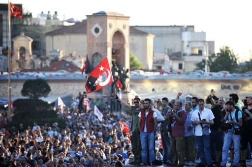 محاكمة أكثر من 250 شخصا متهمين بالمشاركة في المظاهرات ضد حكومة أردوغان