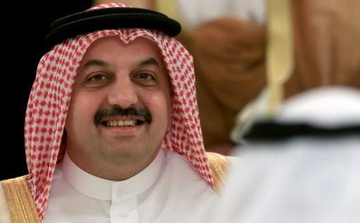 وزير الخارجية القطري يلتقي رئيس الحكومة السورية المؤقتة