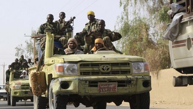 أمريكا تفرض عقوبات على قائدين عسكريين في جنوب السودان