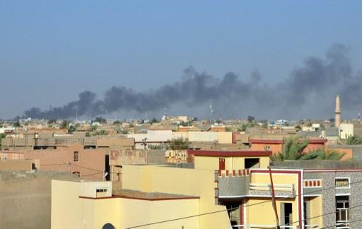 مقتل 7 أشخاص واصابة العشرات في قصف على الفلوجة