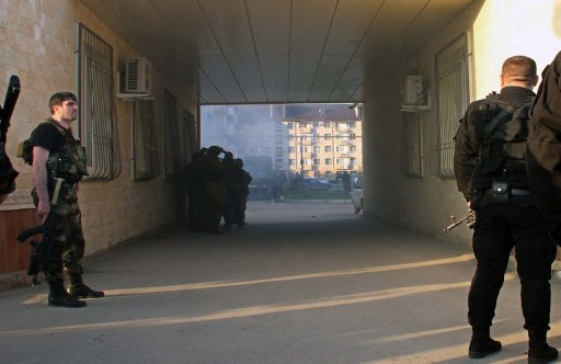 الأمن الروسي يصفي 4 مسلحين كانوا يخططون لأعمال إرهابية