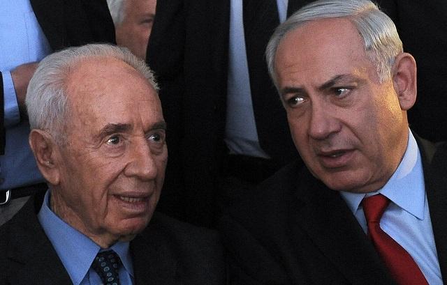 نتانياهو ينفي ما قاله بيريز بخصوص توصل اسرائيل لاتفاق سلام سري مع فلسطين قبل ثلاث سنوات