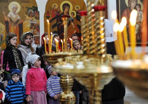 رئيس أبرشية أوديسا يدعو إلى حماية الكنيسة الارثوذكسية من المتطرفين في أوكرانيا