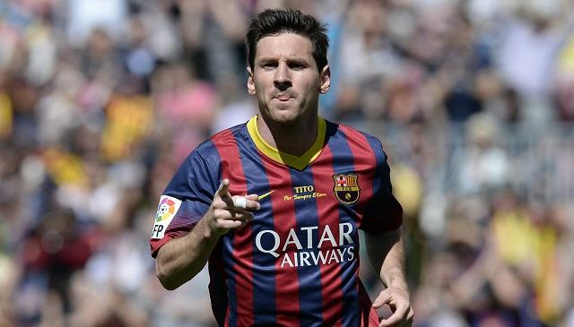 ميسي يتفق مع برشلونة على شروط عقده الجديد