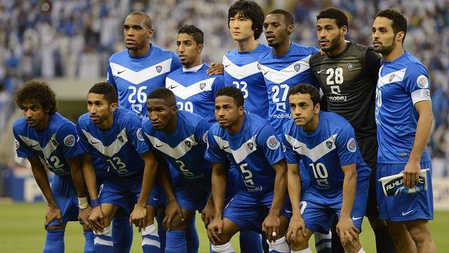 الهلال السعودي يضع قدما له في ربع نهائي دوري ابطال آسيا