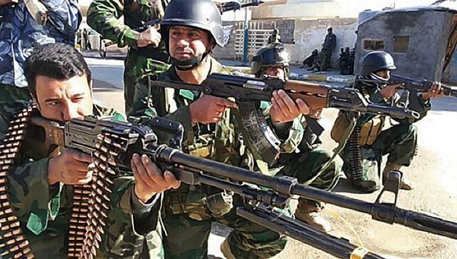 أمريكا تستأنف تدريب قوات عراقية خاصة في الأردن