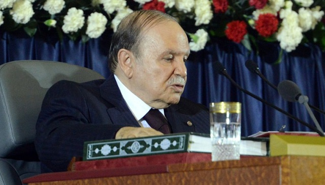 بوتفليقة: المتشددون الذين قتلتهم قوات الأمن الجزائرية هم من ليبيا ومالي وتونس