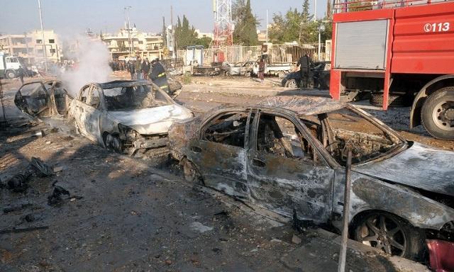مراسلنا: مقتل وإصابة جنود من الجيش السوري في انفجار قوي بحلب القديمة