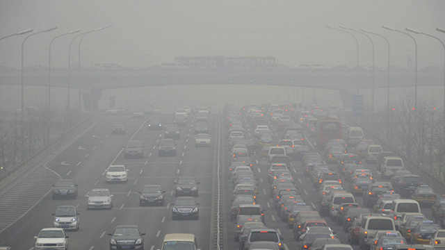 تقرير: تلوث الهواء قضى على 3.7 مليون إنسان عام 2012