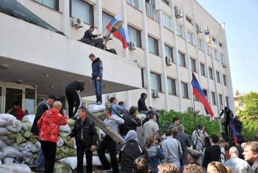 برلين ولندن ترحبان بدعوة بوتين لأنصار الفدرلة تأجيل الاستفتاء