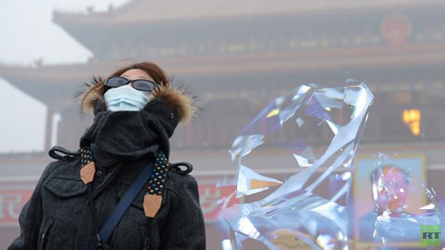 هل يتحول الضباب الدخاني في الصين الى ألماس؟