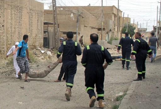 تفجير جثة مفخخة لشرطي عراقي تسفر عن مقتل والده وشقيقه