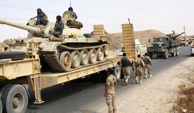 مقتل 3 متشددين في عملية أمنية انتهت بالسيطرة على بلدة عزان جنوب اليمن