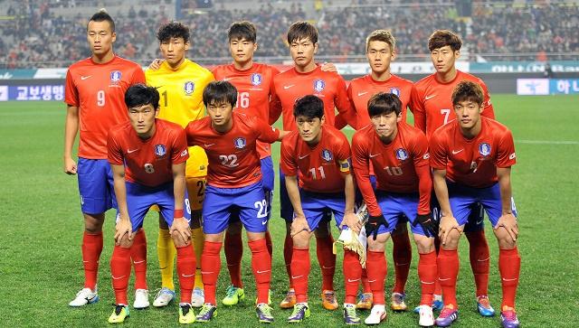 كوريا الجنوبية تكشف عن قائمة منتخبها لمونديال 2014