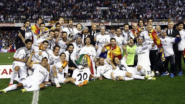 ريال مدريد النادي الأعلى قيمة في العالم