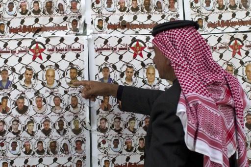 5 آلاف أسير فلسطيني في إضراب شامل تضامنا مع الأسرى الإداريين