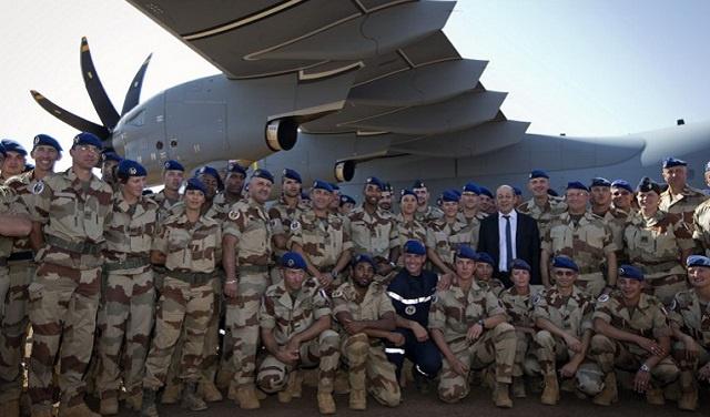 فرنسا تتوقع نشر 3 آلاف جندي في منطقة الساحل بإفريقيا