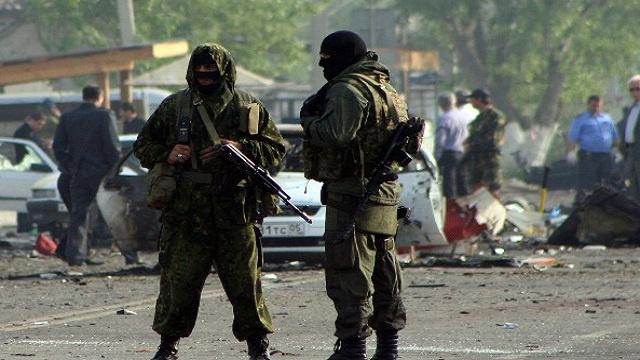 القضاء على مجموعة مسلحة كانت تحضر لأعمال إرهابية في داغستان