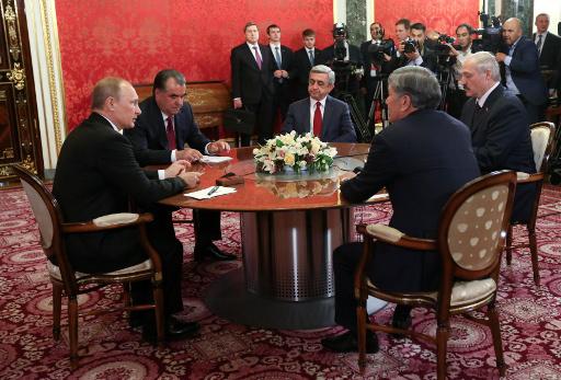 الرئيس البيلاروسي يؤكد قدرة روسيا على تجاوز العقوبات الغربية