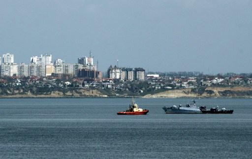 روسيا تسلم دفعة جديدة من السفن لأوكرانيا
