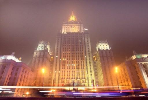 الخارجية الروسية: نية كييف مواصلة العملية العسكرية في جنوب شرق أوكرانيا تتعارض مع اتفاق جنيف