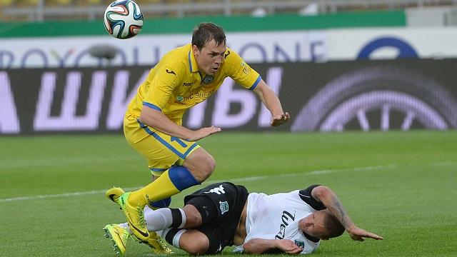 روستوف بطلا لكأس روسيا لكرة القدم لأول مرة في تاريخه