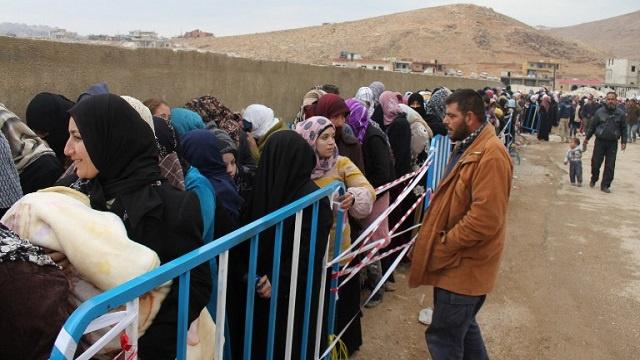 لبنان يفرض إجراءات مشددة على دخول اللاجئين الفلسطينيين القادمين من سورية