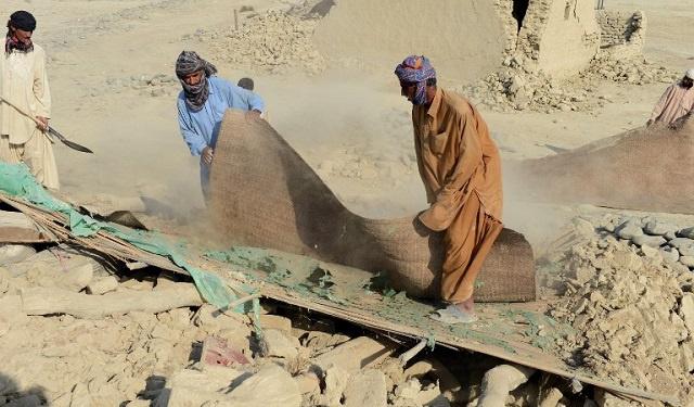 قتيلان على الأقل في زلزال بقوة 5 درجات ضرب جنوب باكستان