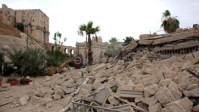 دمشق تطالب الأمم المتحدة ومجلس الأمن بادراج