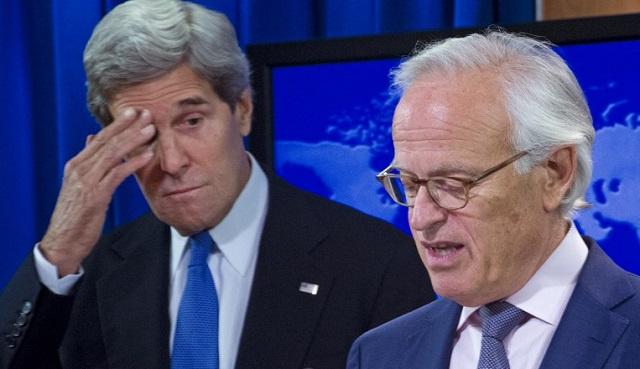 أمريكا تحمل الجانبين الفلسطيني والإسرائيلي مسؤولية فشل المفاوضات