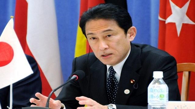 اليابان تقرر وقف الاستشارات مع روسيا فيما يتعلق بأوكرانيا
