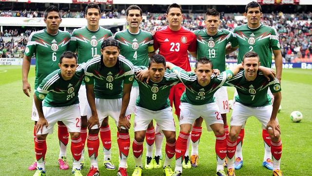 رسميا .. هيريرا يكشف عن تشكيلة المكسيك لنهائيات مونديال 2014