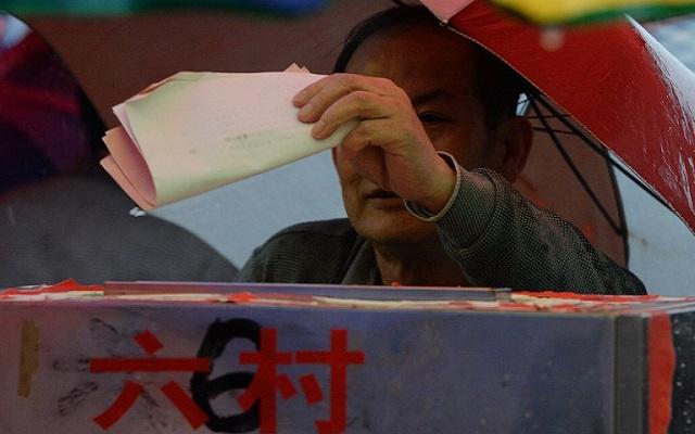 السلطات الصينية تقرر معاقبة أكثر من 400 مسؤول بتهمة التلاعب في الإنتخابات