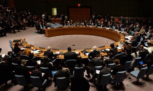 مجلس الأمن يلوح بمعاقبة جماعة