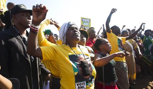جنوب إفريقيا.. فوز حزب المؤتمر الوطني الإفريقي الحاكم في الإنتخابات العامة