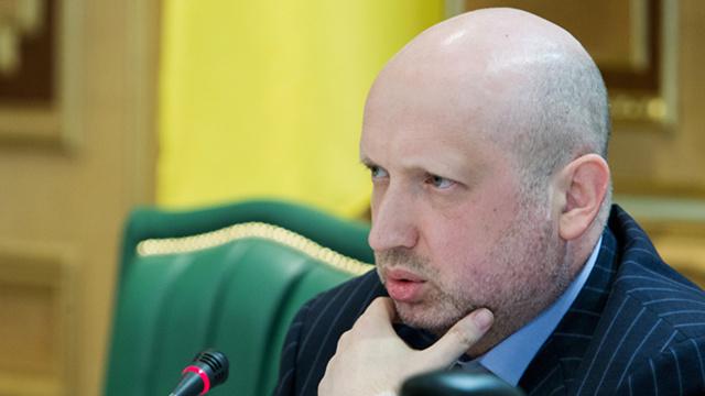 تورتشينوف: مستعدون للحوار مع الأقاليم وليس مع الارهابيين والفدرلة ستدمر الأقاليم