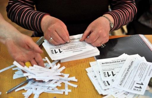 مقاطعتا دونيتسك ولوغانسك الأوكرانيتان مستعدتان للاستفتاء على الاستقلال