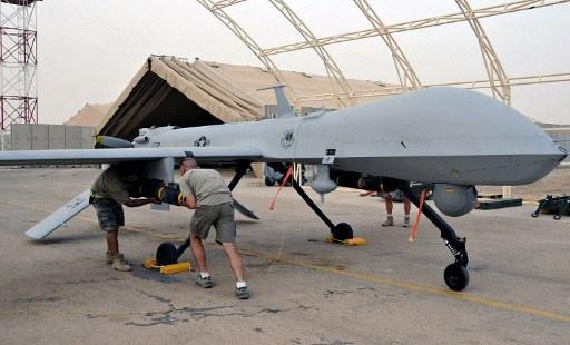 بغداد تدعو واشنطن لتزويدها بطائرات مقاتلة مسيرة