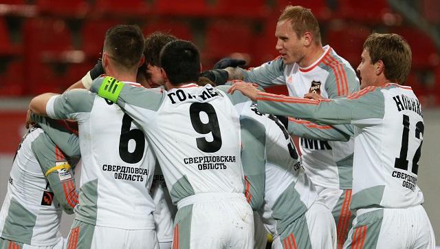 أورال يهزم كوبان ويعزز آماله بالبقاء في الدوري الروسي الممتاز
