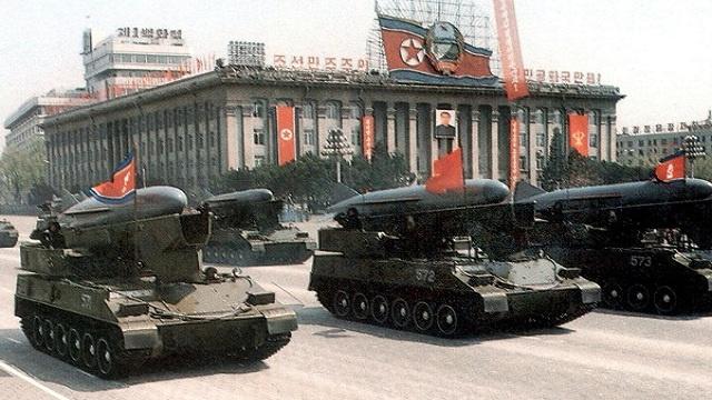 كوريا الشمالية تستعد لتجربتها النووية الرابعة